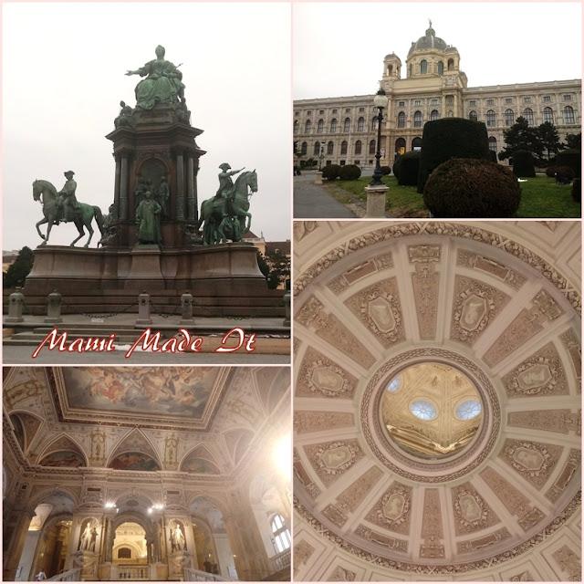 Naturhistorisches Museum Wien - Museum of Natural History Vienna