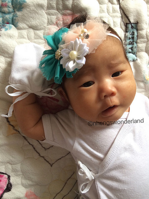 KEZI Baby: Beautifully Crafted Headbands