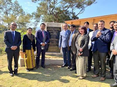 First Swadesh Darshan project inaugurated in Meghalaya