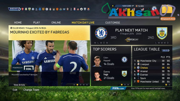 Download Fifa 15 Ultimate Team Full Version Cpy Crack