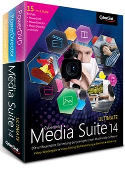 CyberLink Media Suite 14 Ultra 14.0.0627.0