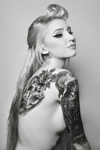 7 most amazing tattoo designs for women