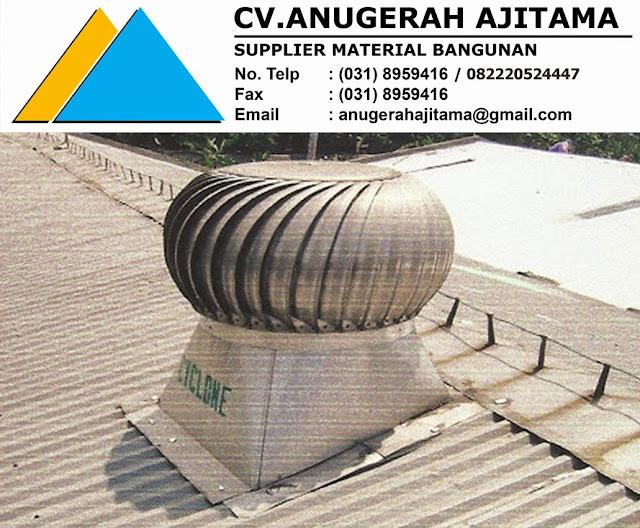 Harga Turbin ventilator cyclone Surabaya