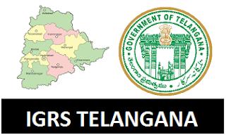 Telangana IGRS EC Encumbrance Certificate Search