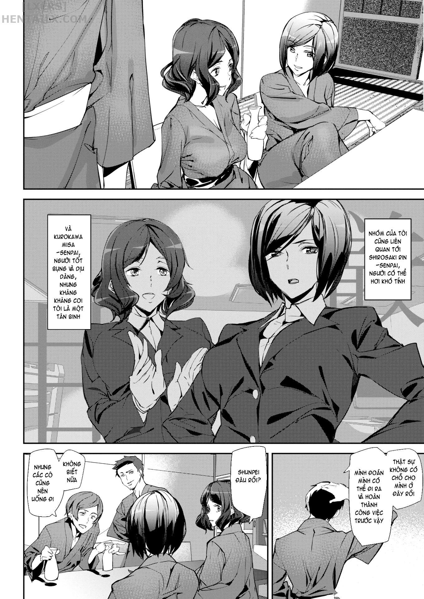 004 Hot Trip  - hentaicube.net - Truyện tranh hentai online