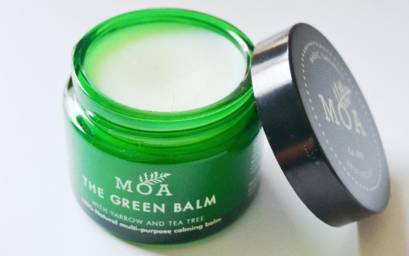 limpiador facial The Green Balm de Moa