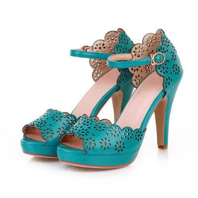 Zapatos casuales de moda para chicas
