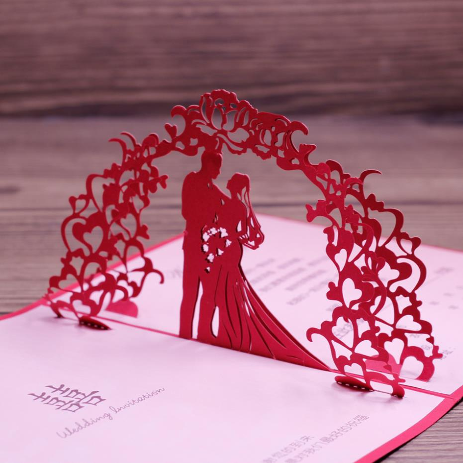 lovely wedding invitation cards will amaze your guests