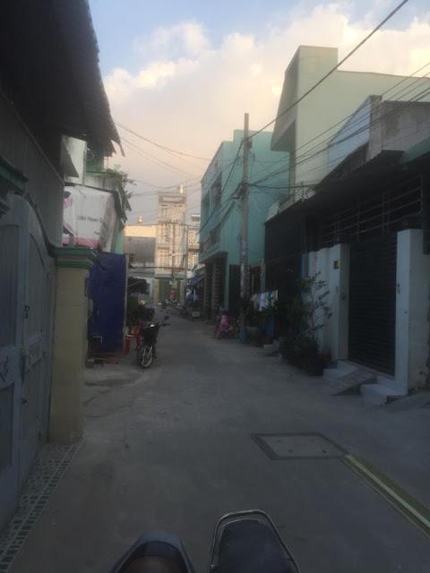 Bán nhà Hẻm xe hơi đường Lê Đình Cẩn phường Tân Tạo quận Bình Tân