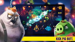 لعبة Angry Birds Evolution للأندرويد والأيفون اخر اصدار 2018