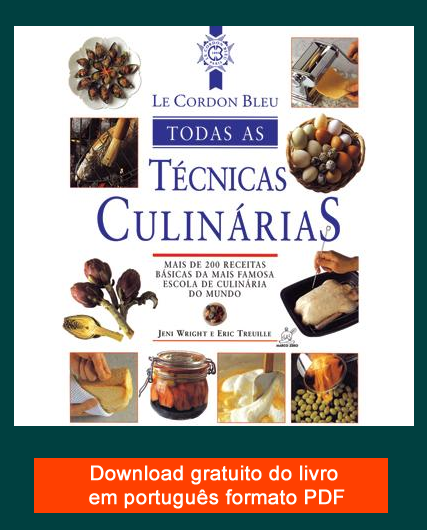Download do Livro Cordon Bleau