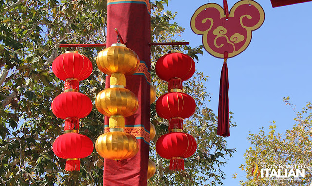 Disneyland Lunar New Year