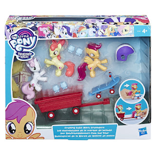 My Little Pony Cruising Cutie Mark Crusaders Set