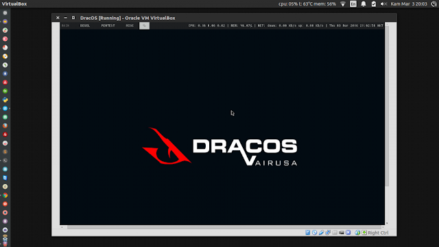 11. Desktop DracOS