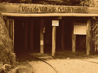 Mina de Visitação Octávio Fontana, Criciúma