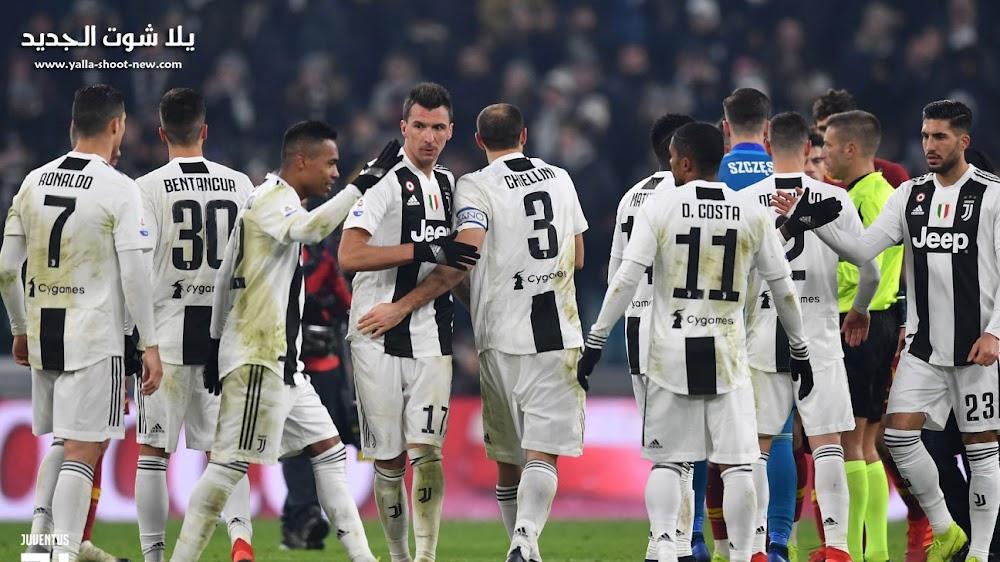 يوفنتوس يتعادل مع اتلانتا بصعبوبه في الجولة قبل الاخيره من الدوري الايطال
