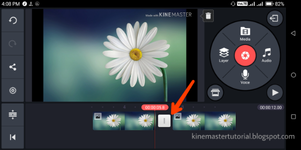 2019 | How To Add Transitions in KineMaster | KineMaster Transitions