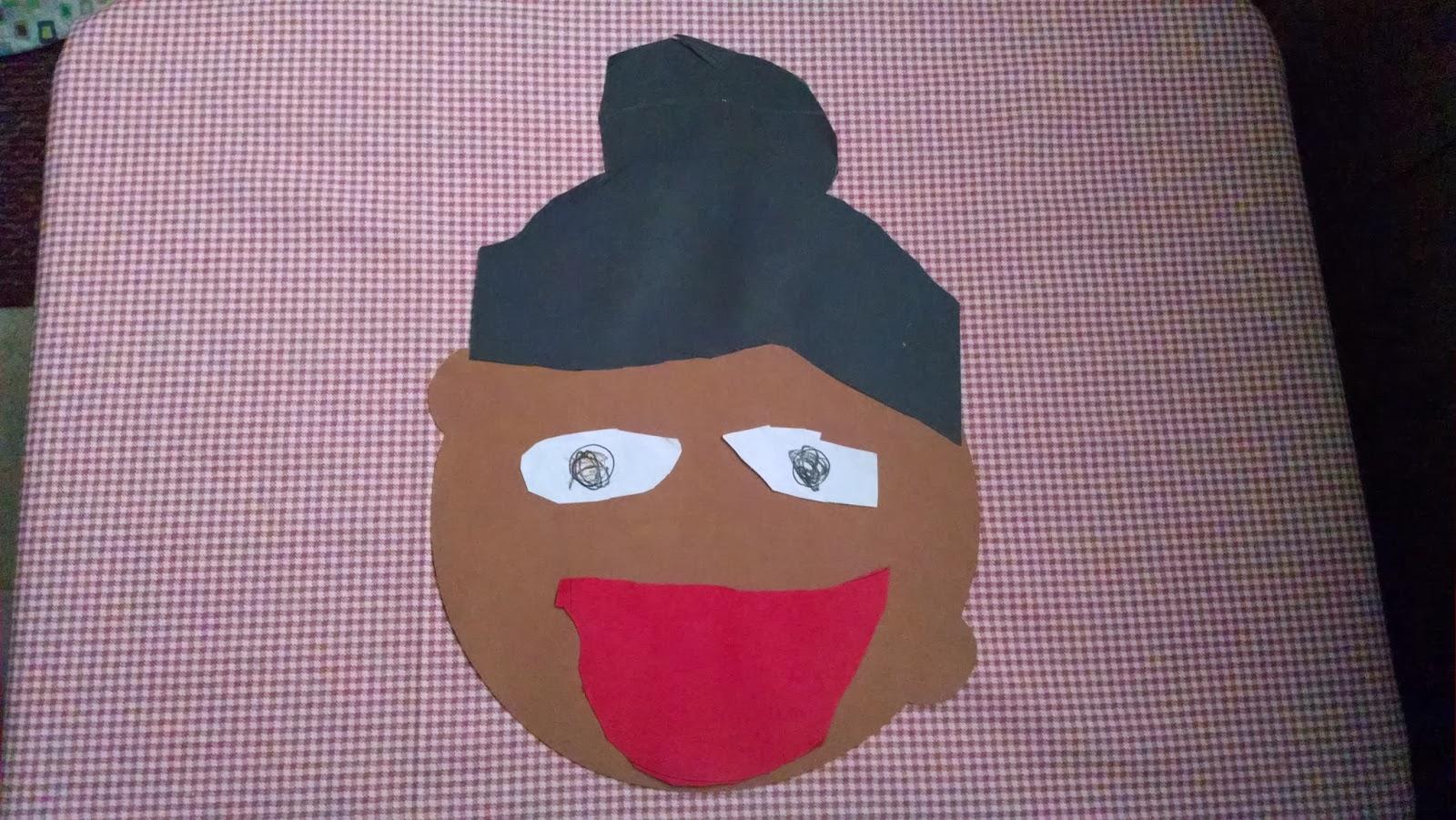 Preschool For Rookies Dental Week Art Project Smiley Faces