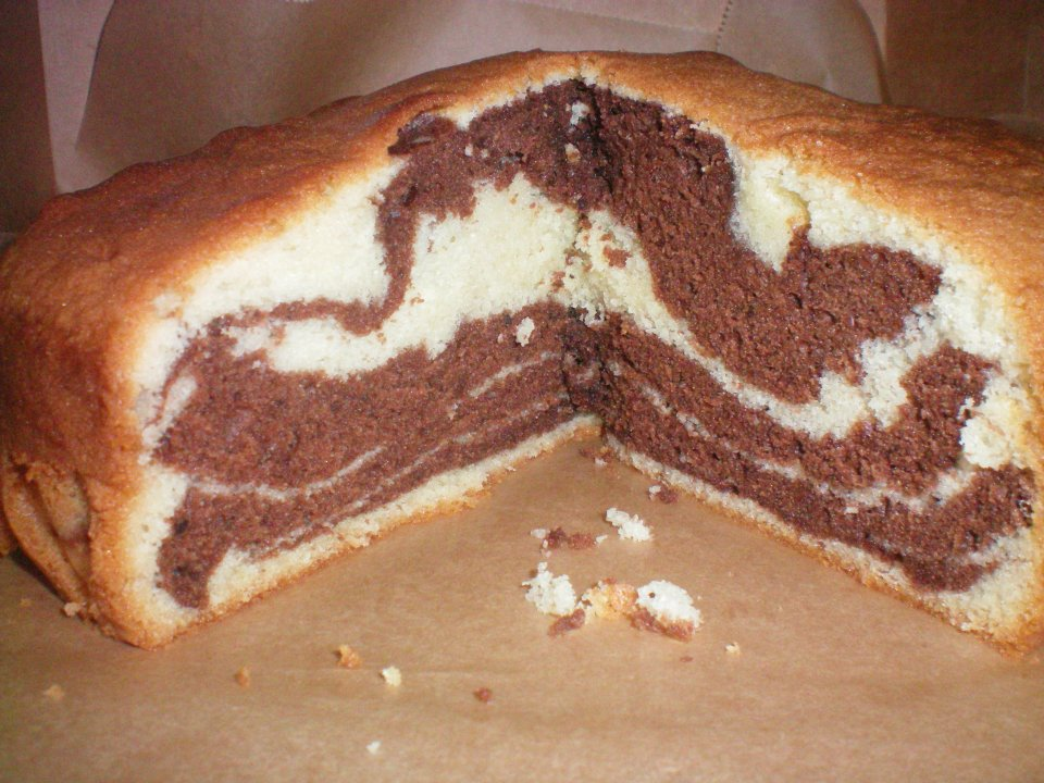 Marble Cake Recipe From Scratch