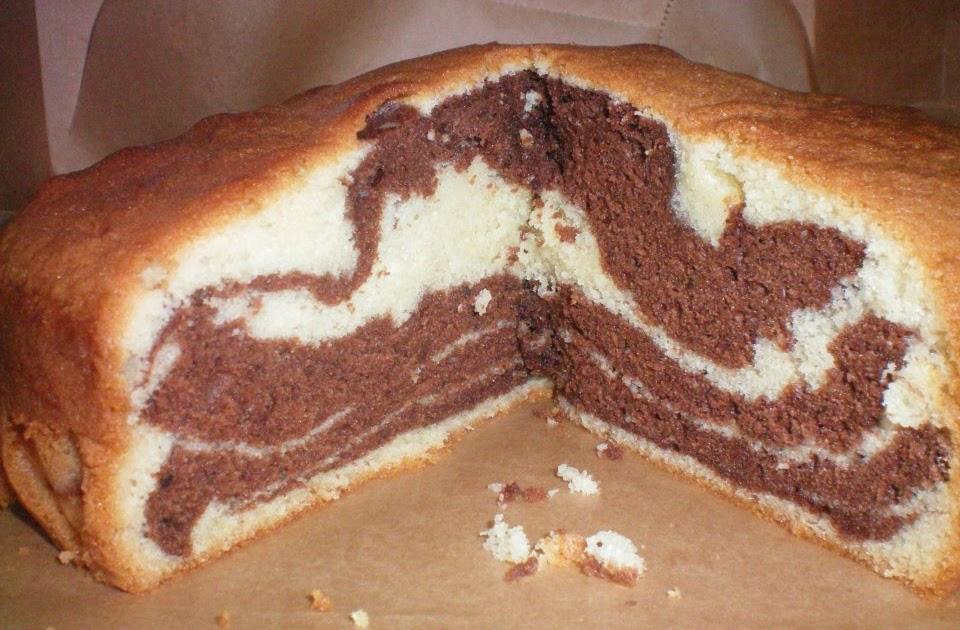 Marble Pound Cake Joy Of Baking