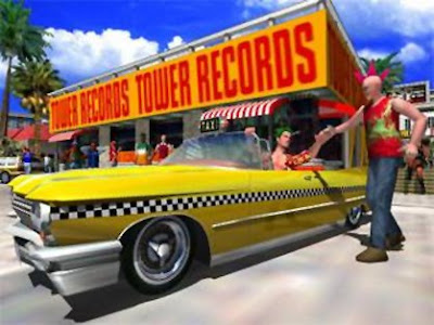 Crazy Taxi free download