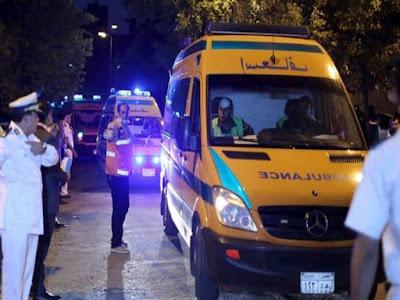 """قاتل إمام المسجد أثناء الصلاة في الهرم: """"فيه 40 شيطان دخلوا الجامع"""""""