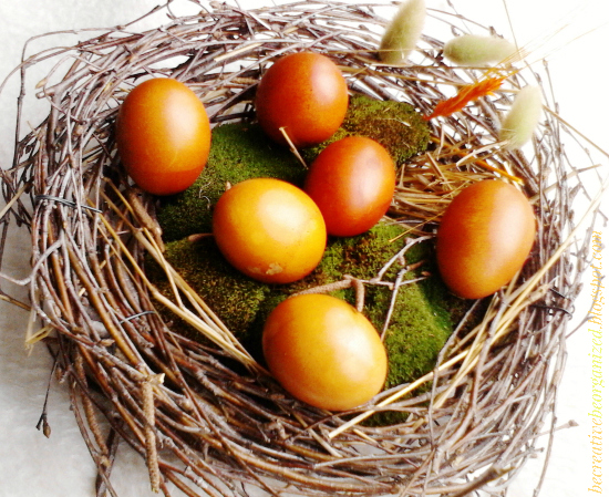 Uskršnje gnezdo