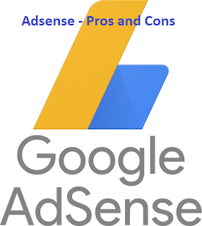 What are the Adsense - Pros and Cons