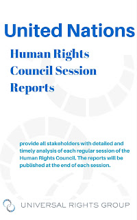 Human Rights Council Session Reports