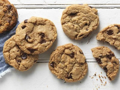 fiber one chocolate chip cookie nutrition