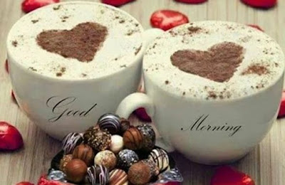 Good morning coffee images with love