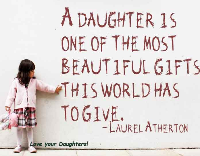 Daughters Day Quotes And Sayings With Pictures Annportal