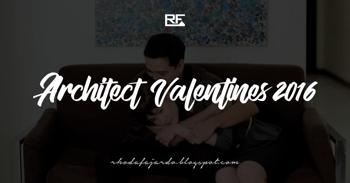 Architect Valentines 2016