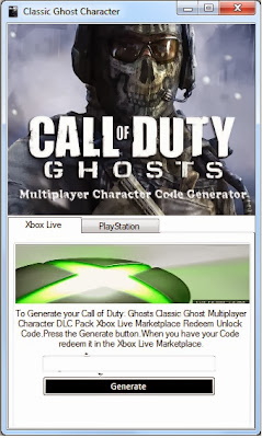 Call of Duty Ghosts Classic Ghost Multiplayer Character ...