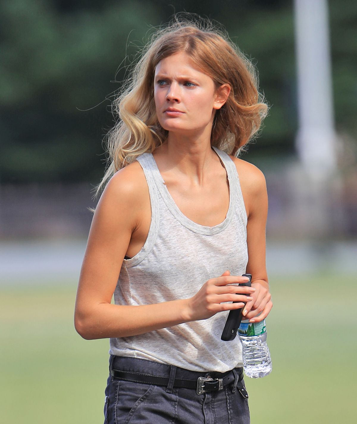 Constance Jablonski In New York