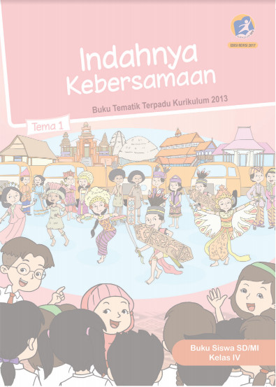 Download Buku Siswa K13 Kelas 4 Revisi 2017 SD/MI Semester 1