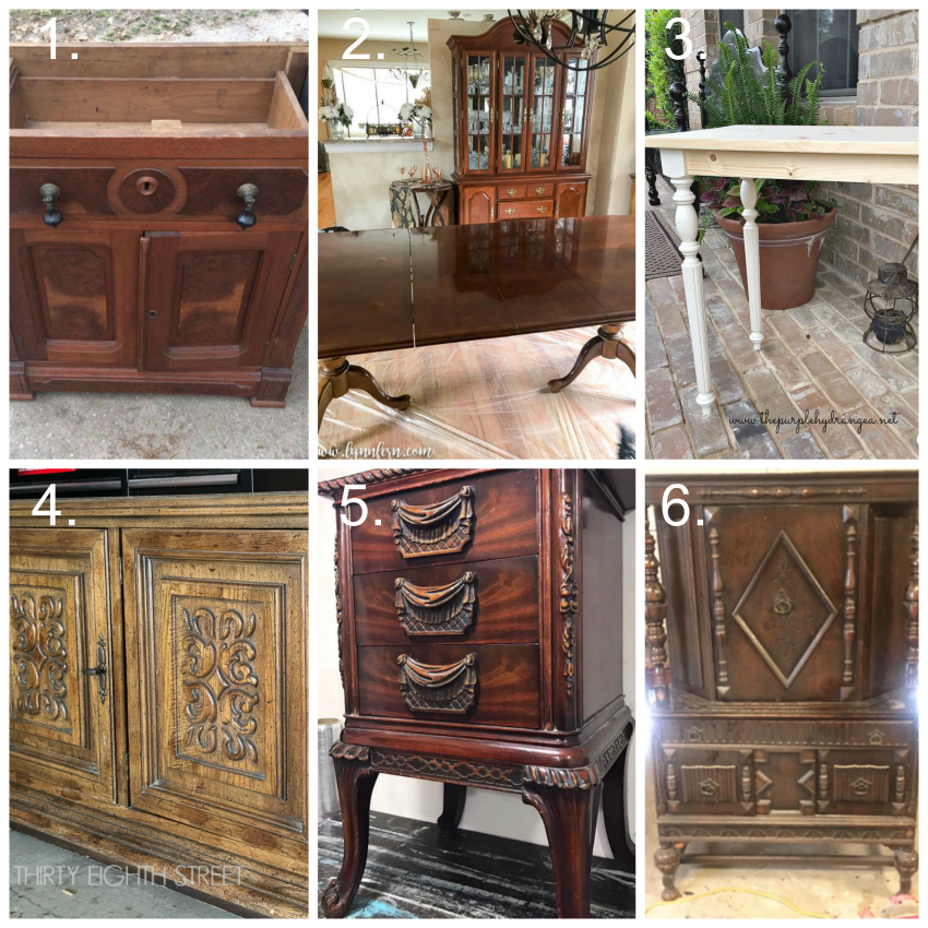 best furniture makeovers, refinishing furniture, refinished furniture, painted furniture, chalk paint furniture
