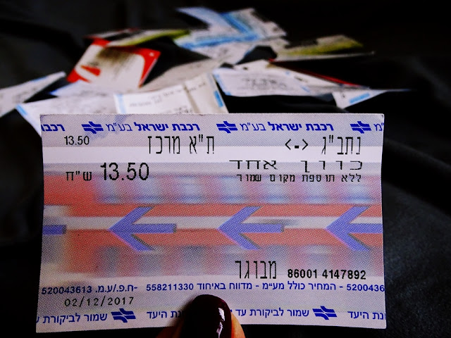 Tel Awiw dojazd z lotniska