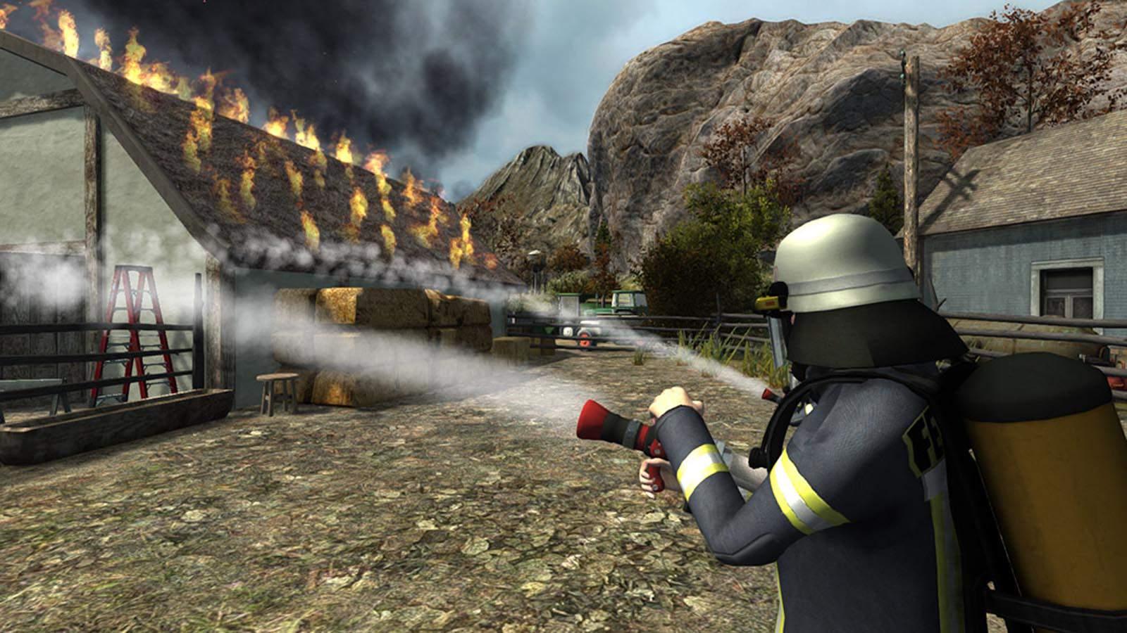 تحميل لعبة Firefighters 2014 برابط مباشر + تورنت