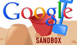 Penyebab Blog masuk Google sandbox