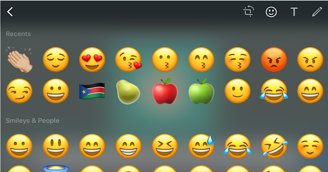 Recent-emojis-landscape WhatsApp Updates: Finding the Flemish was never so simple! Technology