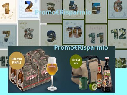 Calendario Avvento Birra.Promo Risparmio Calendario Dell Avvento Birra Forst Vinci