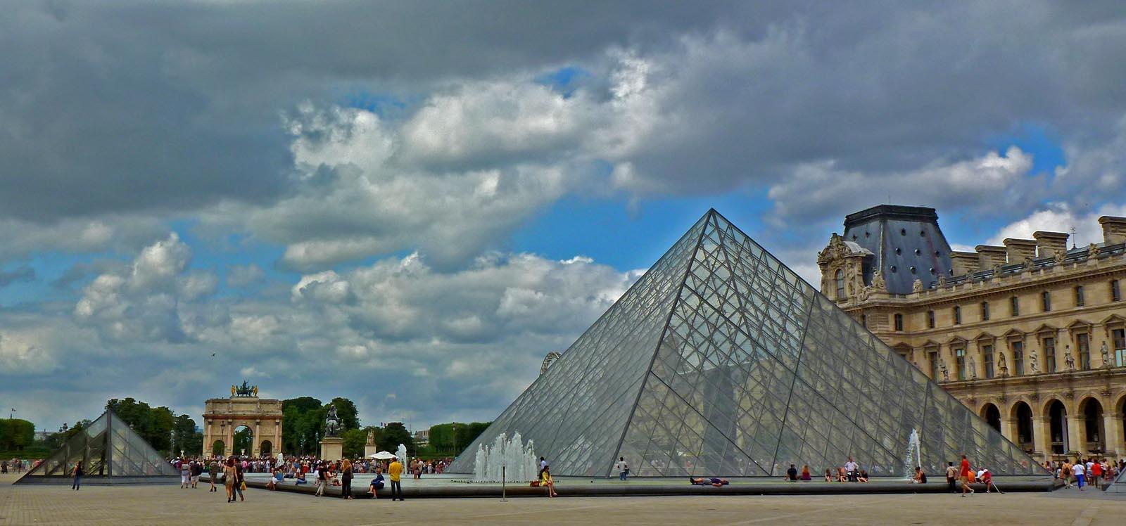 Living the life in Saint-Aignan: Le Louvre, part 1