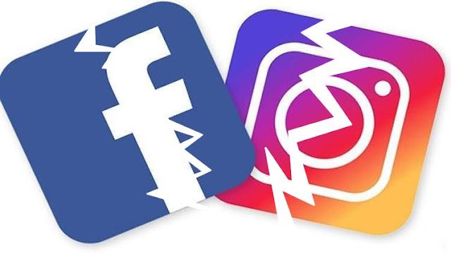 عطل مفاجئ يصيب فيسبوك وإنستغرام وواتس أب حول العالم