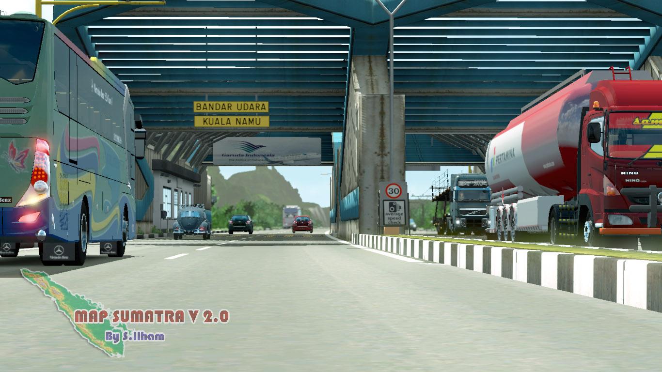 mod map sumatra