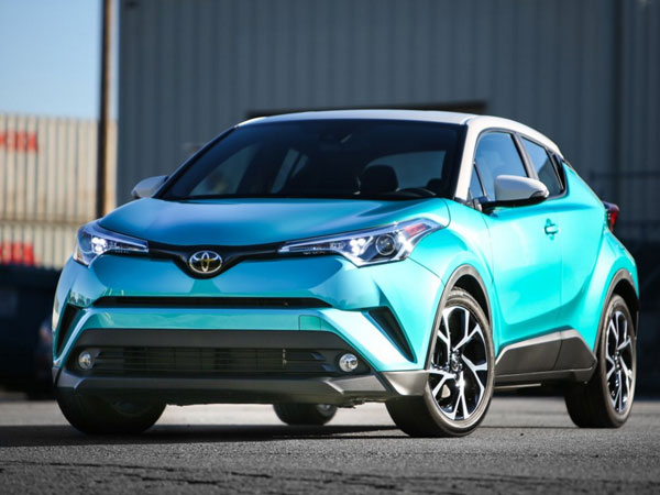 Toyota C-HR Crossover 2018