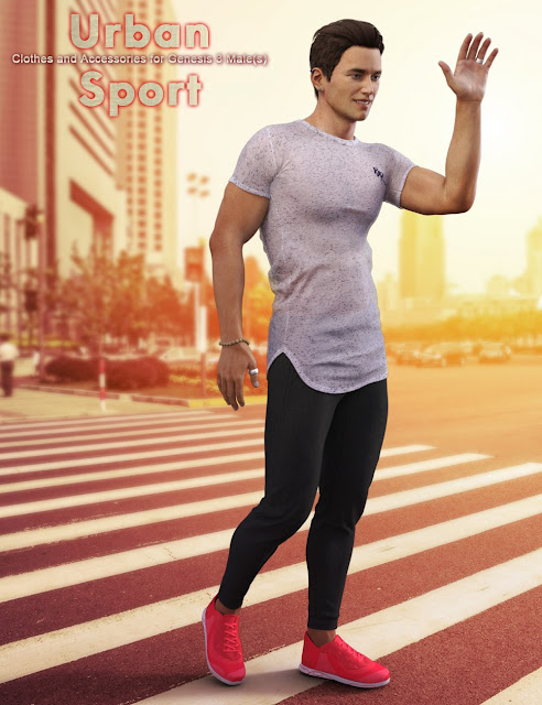 Urban Sport for Genesis 3 Male