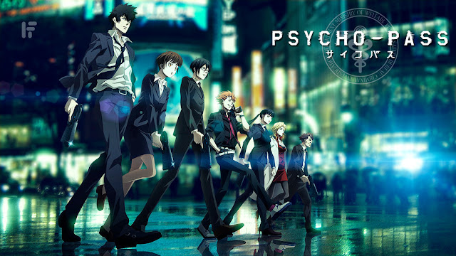 Download Psycho-Pass BD Sub Indo : Episode 1-13 END | Anime Loker
