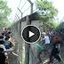 Watch: Mga galit na nagprotestang magsasaka, giniba ang pader ng Hacienda Luisita!