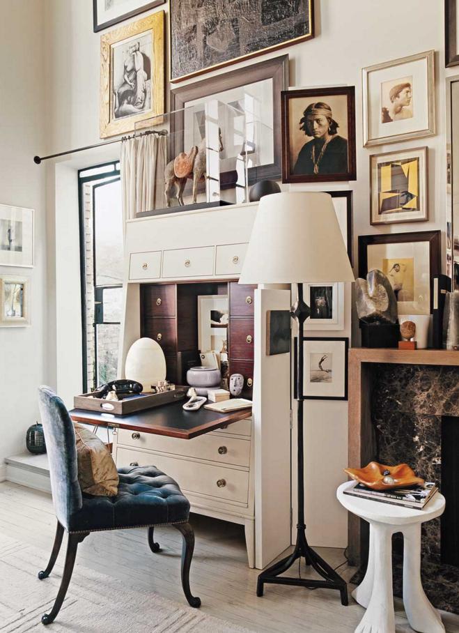 Interior Design | At Home With: Thomas O'Brien's New York ...